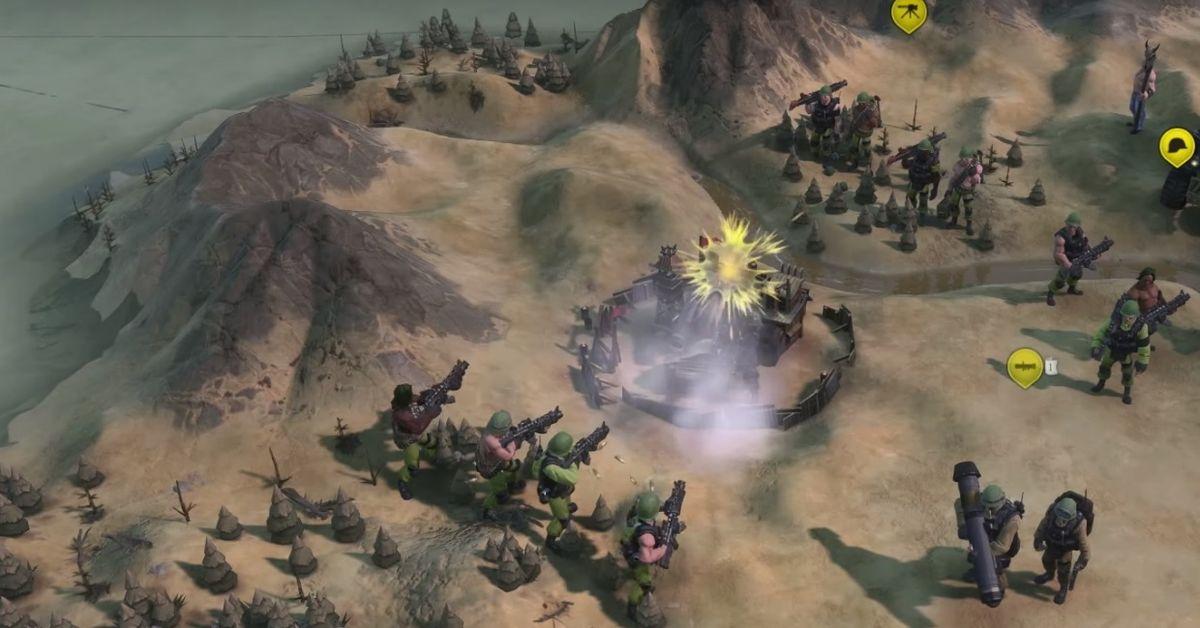 El modo Battle Royale de Civilization 6 es una explosión (nuclear) 1
