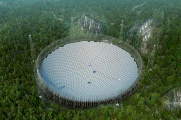 El radiotelescopio más grande2