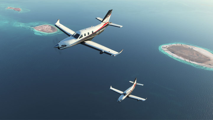 Microsoft Flight Simulators World tomará petabytes de datos - imagen 1
