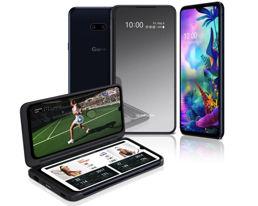 El nuevo teléfono de doble pantalla de LG tiene una decisión de diseño que realmente no podemos soportar 1