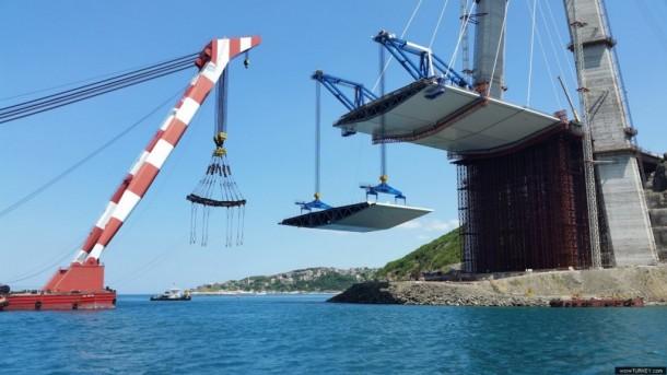 Tercer puente del Bósforo: el puente más ancho del mundo está cerca de completarse 5