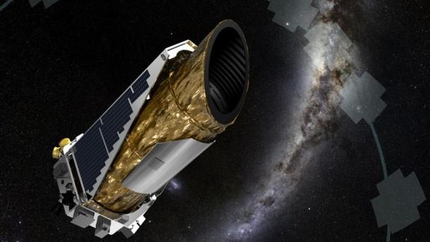 Kepler ha descubierto la próxima tierra 12