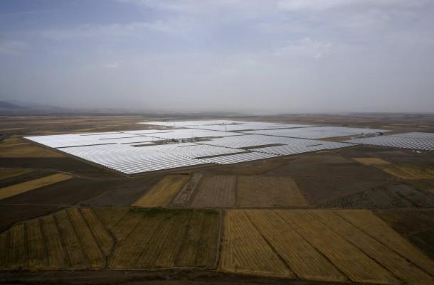 La energía solar puede alimentar a toda la Tierra, dice Elon Musk
