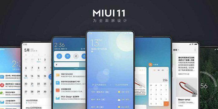 Espectáculo Xiaomi MIUI 11