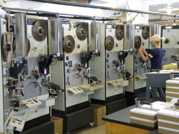La última fabricación de casetes de audio en Estados Unidos dice que el negocio está en auge 2