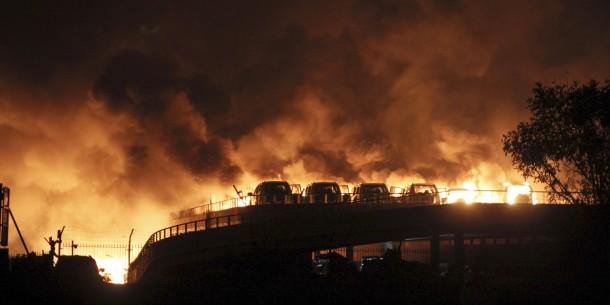 Explosión Tianjin
