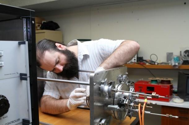 Este motor altamente eficiente puede completar un viaje de regreso de Marte en un solo tanque de combustible