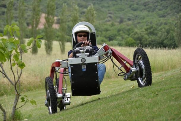 Conoce a Spider Electric 2, el único auto que necesitarás 5