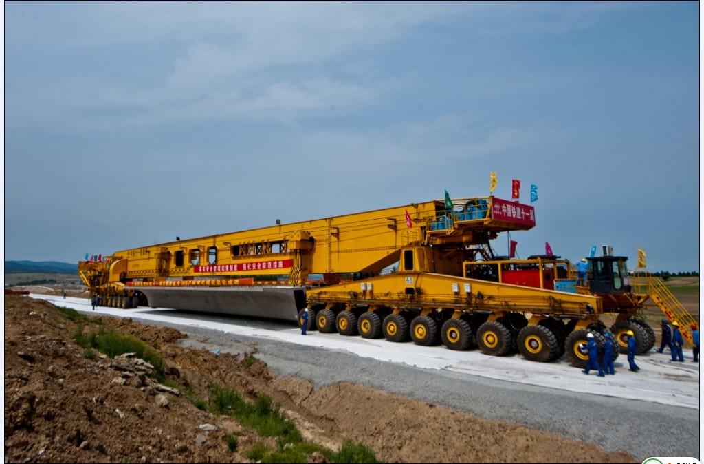Puente chino de la máquina 3