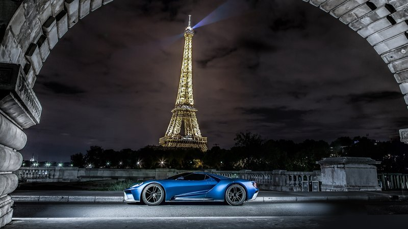 Ford GT 20174