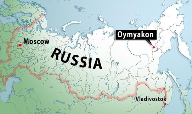 Oymyakon, la ciudad más fría del mundo30