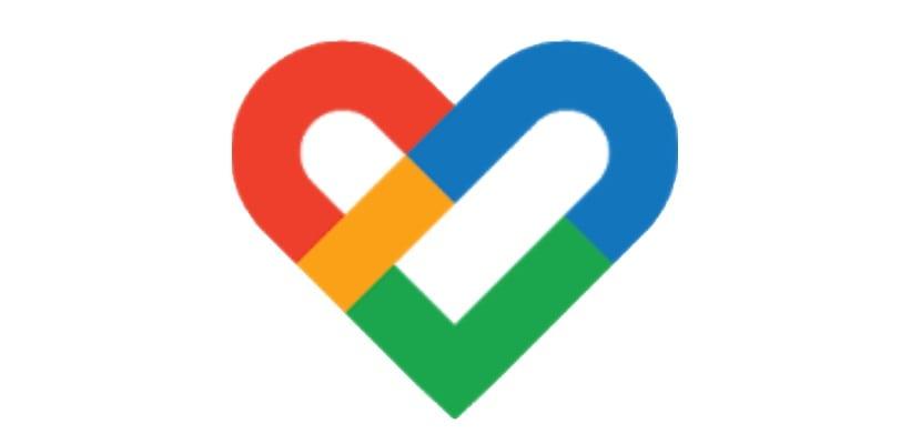 Logotipo de Google Fit