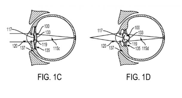 Google supera la lente inteligente de Sony, dispositivo inteligente patentado inyectado en el globo ocular_Imagen 2_Ingeniería maravillosa