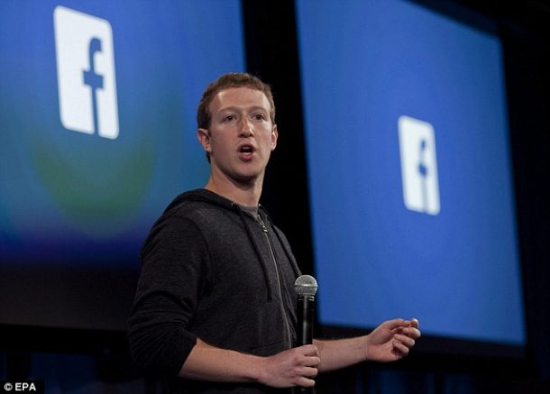 Facebook  mensajes ocultos