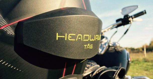 Headwave Tag transforma tu casco en un altavoz de música 3
