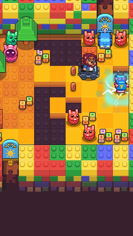 Hoppia Tale es la linda aventura de Zelda para iOS y Android 2