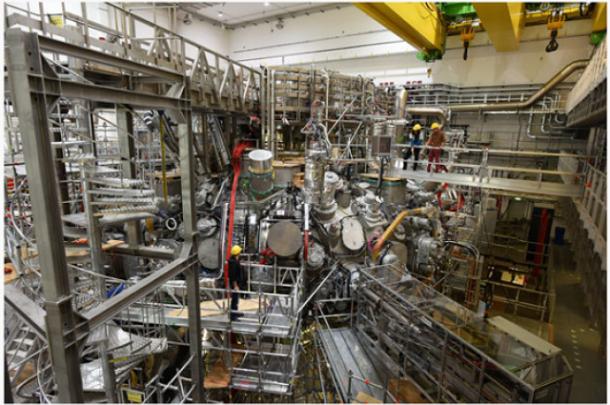 reactor de fusión alemán