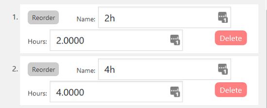 Kanban Boards para WordPress Plugin - Configuraciones, Estimaciones