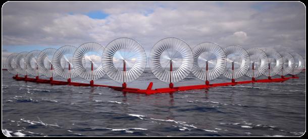 Keuka Energy crea el primer buque eólico marino de EE. UU.