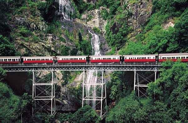 Estas 5 rutas de tren son las más peligrosas 5