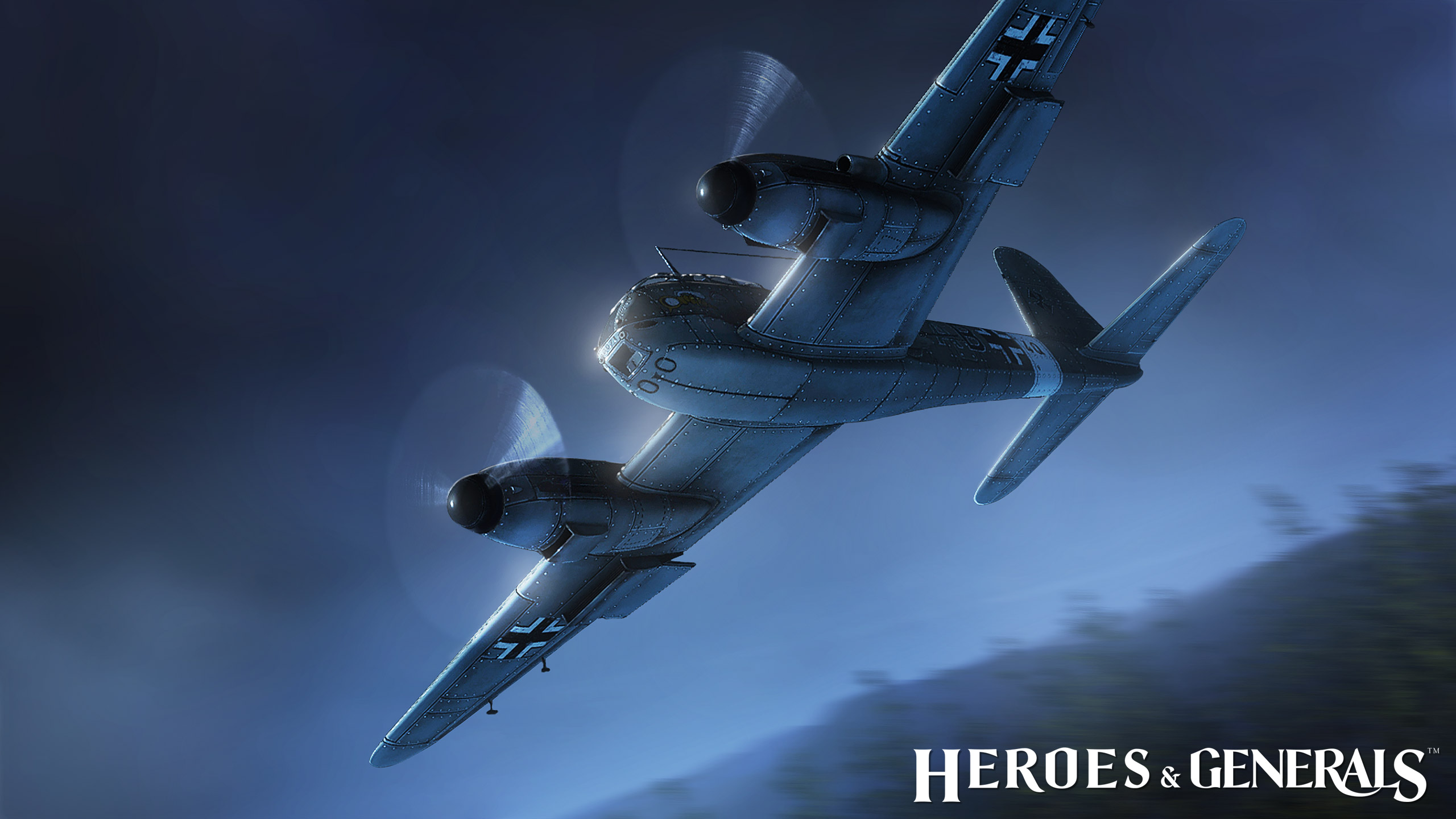 Las alas de la guerra atacan en la última actualización de héroes y generales 2