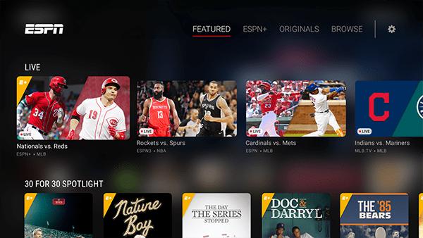 Las mejores aplicaciones para ver deportes en vivo en tu dispositivo Amazon Fire Stick 3