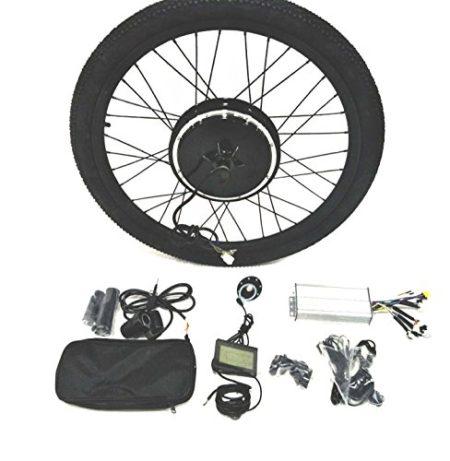 Los 6 mejores kits para convertir tu bicicleta en una bicicleta eléctrica 1