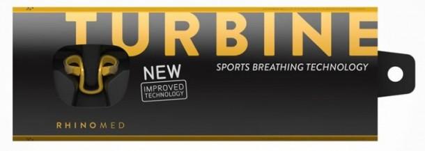 La turbina ayudará a los atletas a respirar eficientemente 3
