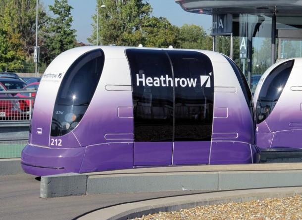 Los primeros autos autónomos de Londres pronto llegarán a Hit The Roads 3