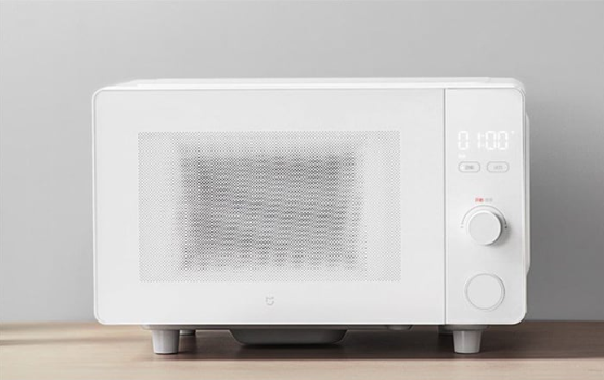 Mijia se lanzó en el horno de microondas Xiaomi con control de voz y aplicación 1