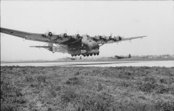 ME-323 avión nazi3