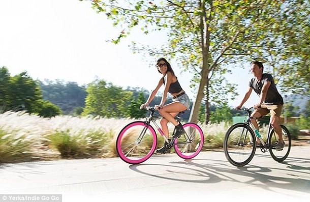 Yerka es la bicicleta inestable 4