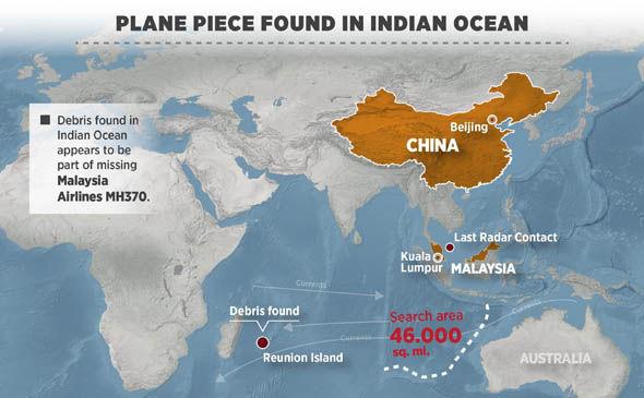 MH370 encontrado