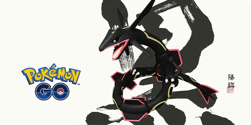 Pokémon Go: última oportunidad para brillar Rayquaza 1