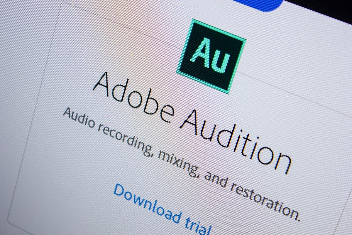 Adobe Hearing no admite entrada de audio directa