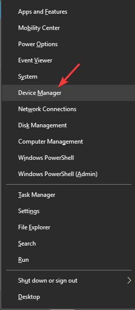 Administrador de dispositivos Win x: la escucha de Adobe no admite la entrada de audio directa