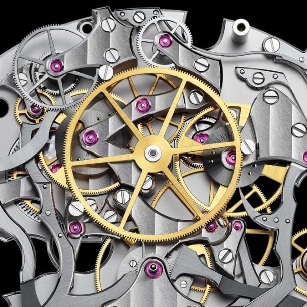 Vacheron Constantin Reference 57260 es el reloj más complicado del mundo 13