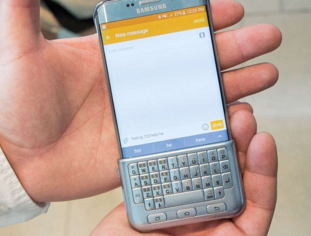 Samsung qwerty keyboard2