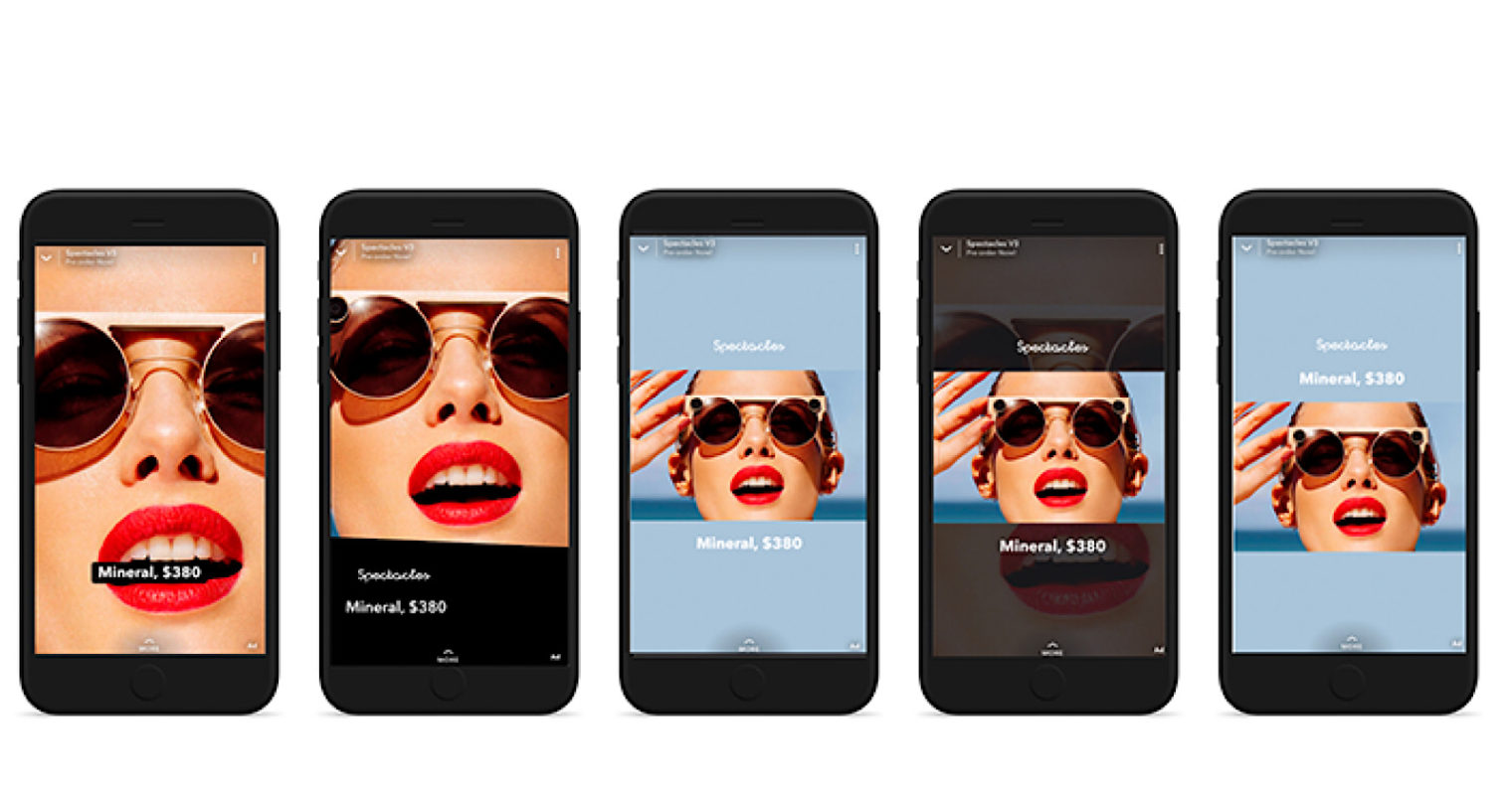Snapchat tung ra quảng cáo động trên toàn cầu