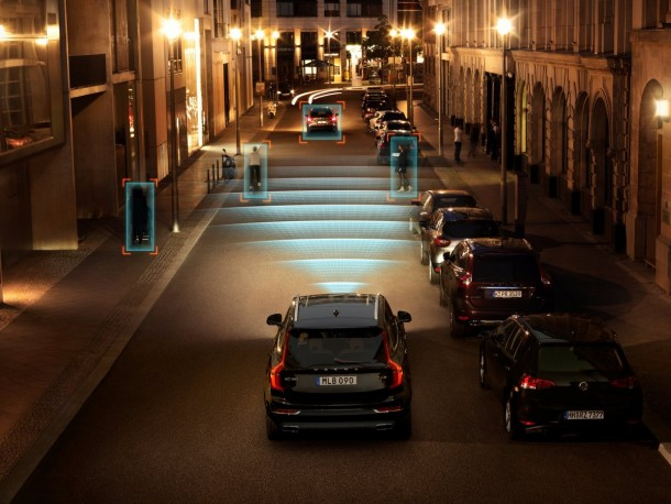 Volvo utilizará estas tecnologías para que sus automóviles estén libres de fatalidades para 2020 8