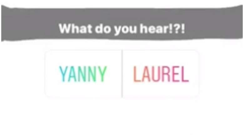 Yanny o Laurel?  Este clip de audio viral ha vuelto loco a Internet