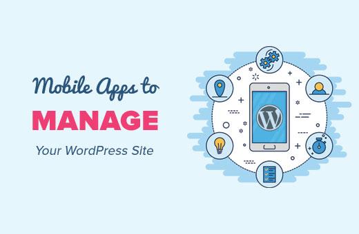 Najlepšie mobilné aplikácie na správu webu WordPress