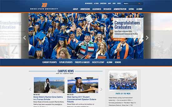 Universidad de estado de Boise