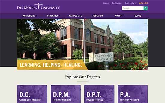 Universidad de Des Moines