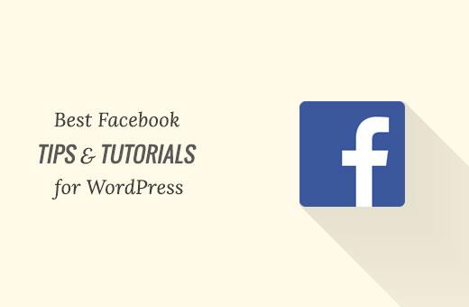 Tôp 10 Facebook Mẹo và hướng dẫn cho người dùng WordPress 7