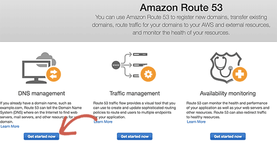 Bắt đầu với quản lý DNS