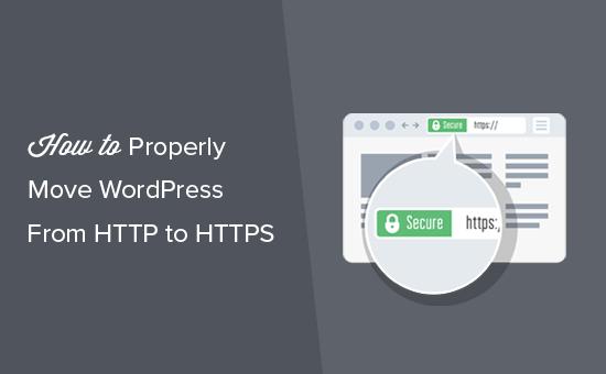 Chuyển WordPress từ HTTP sang HTTPS / SSL
