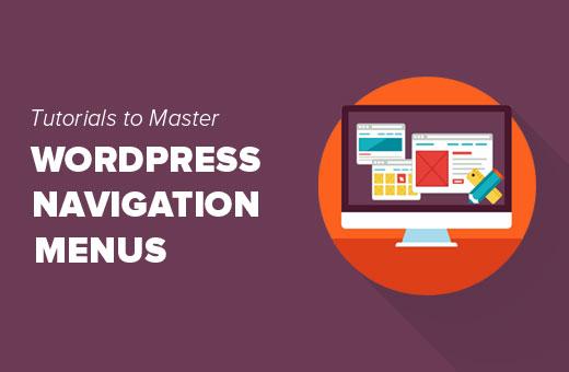 Los mejores tutoriales para dominar los menús de navegación de WordPress