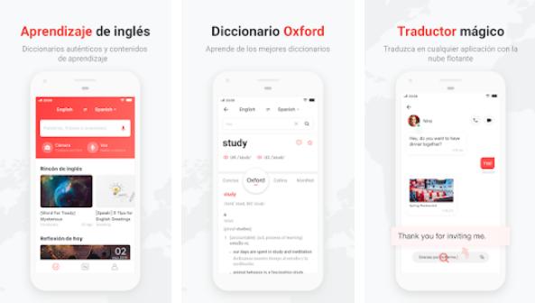Las 3 mejores aplicaciones para corregir y traducir textos a otros idiomas en Android 1