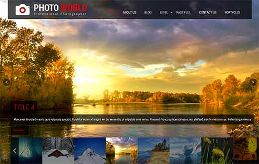Fotografický svet